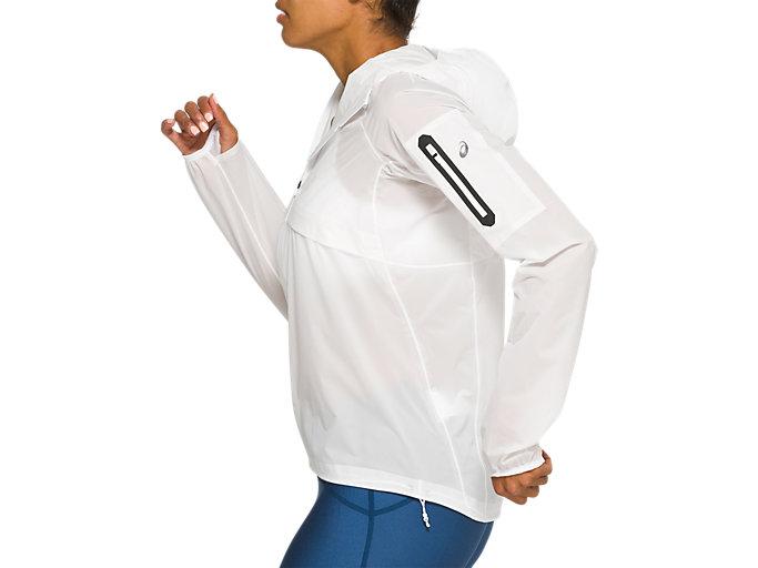 Side view of Metarun Waterproof Jacket