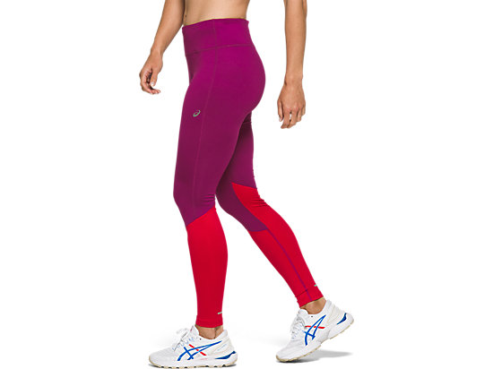RACE TIGHT DRIED BERRY/CLASSIC RED