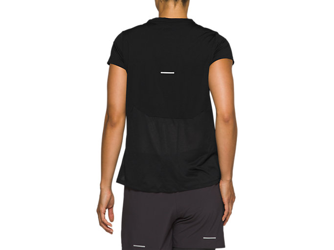 Herren | RACE SS TOP | PERFORMANCE BLACK | Fitness Shirts
