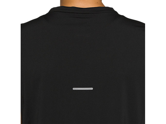 Alternative image view of RACE SS TOP, PERFORMANCE BLACK