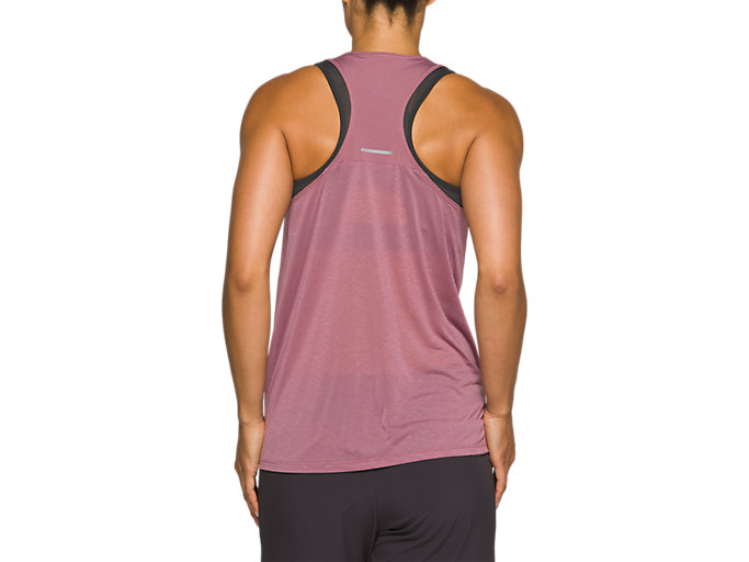 Back view of Race Sleeveless
