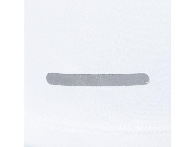 Alternative image view of W'S UVカットロングスリーブトップ, ブリリアントホワイト