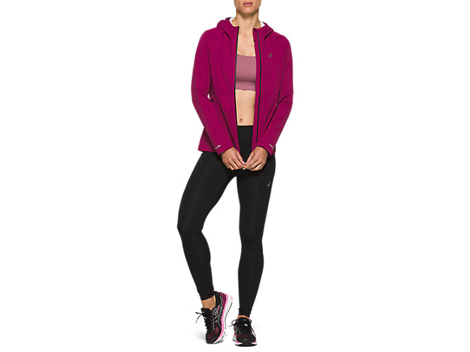 Front Top view of Accelerate Jacket