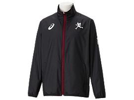 TM ランニングジャケット, Pブラック