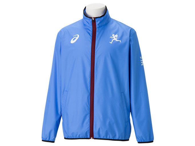 TM ランニングジャケット, ブルーコースト