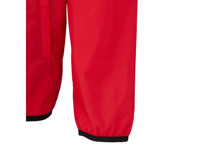 Alternative image view of TM ランニングジャケット, クラッシックレッド