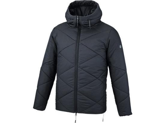GEL-HEATインシュレーションジャケット, BLACK/BLACK