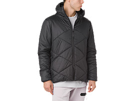 GEL-HEAT INSULATION JACKET, PERFORMANCE BLACK