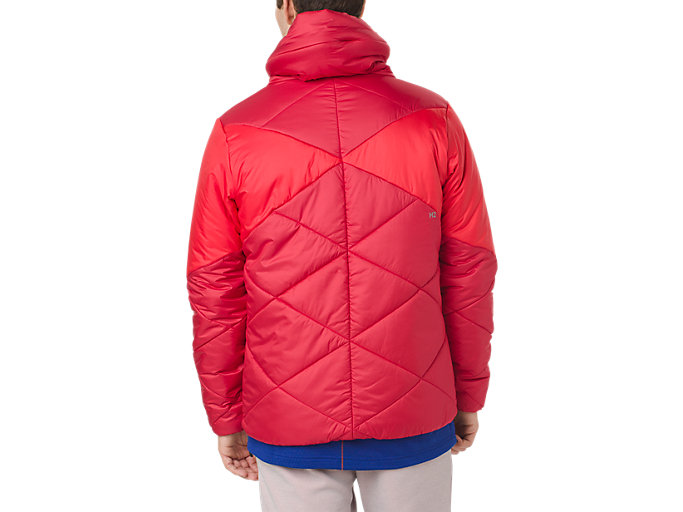 Back view of GEL-HEAT INSULATION JACKET, SAMBA