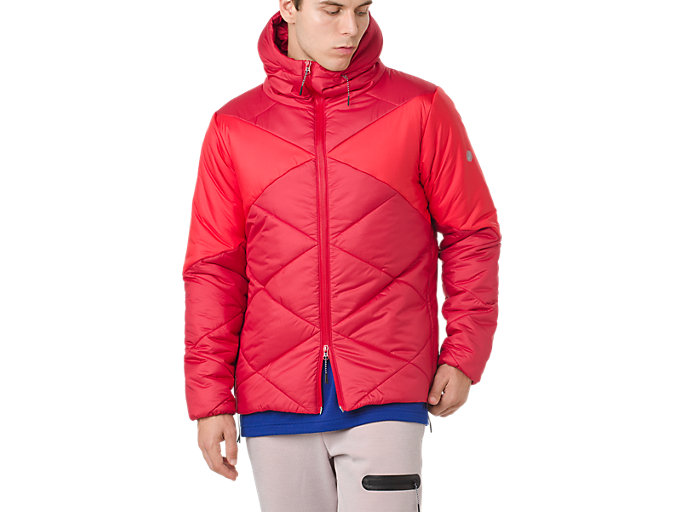 Front Top view of GEL-HEAT INSULATION JACKET, SAMBA