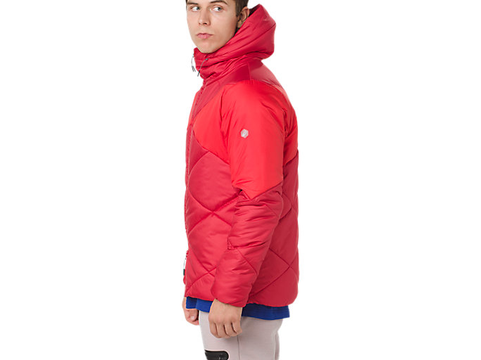 Alternative image view of GEL-HEAT INSULATION JACKET, SAMBA