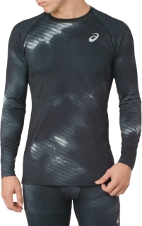 ASICS BASE LAYER GRAPHIC LS TO