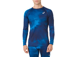 Baselayer Graphic Long Sleeve Top