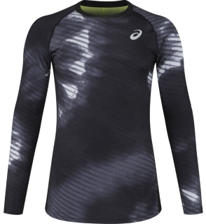 ASICS BASE LAYER GRAPHIC LS TOP
