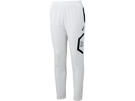 LIMOウインドパンツ, WHITE/WHITE