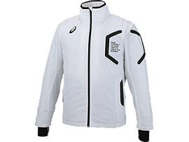 LIMOウォーマージャケット, WHITE/WHITE