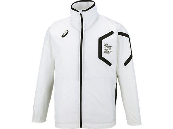 LIMOウインドジャケット, WHITE/WHITE