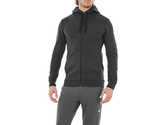 TAILORED FZ HOODY, PERFORMANCE BLACK