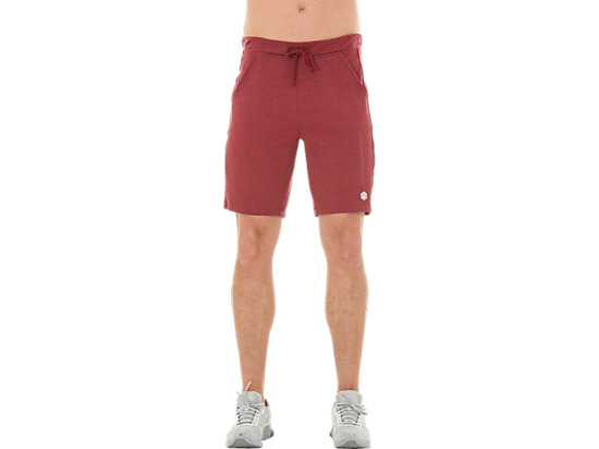 TAILORED SHORT, CORDOVAN HEATHER