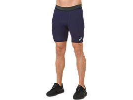 ASICS BASE LAYER SPRINTER 7IN, PEACOAT