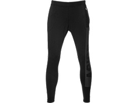 FITTED KNIT PANT, PERFORMANCE BLACK x PHANTOM