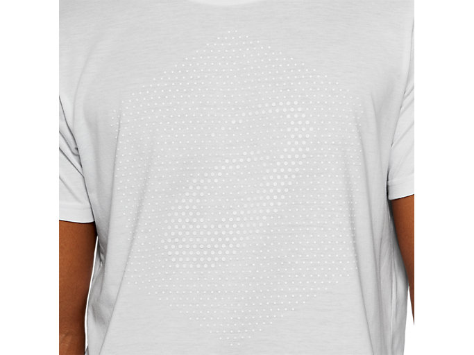 Alternative image view of ESSENTIAL COTTON BLEND GPX SS TOP, BRILLIANT WHITE