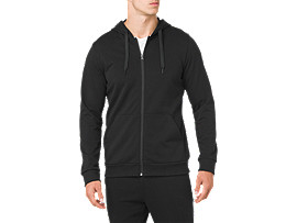 ESSENTIAL FRENCH TERRY FZ HOODIE