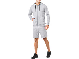 ESSENTIAL FRENCH TERRY SHORT 9IN