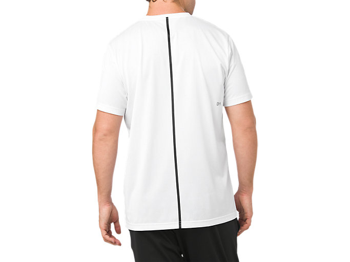 Back view of SD GPX SS TOP, BRILLIANT WHITE