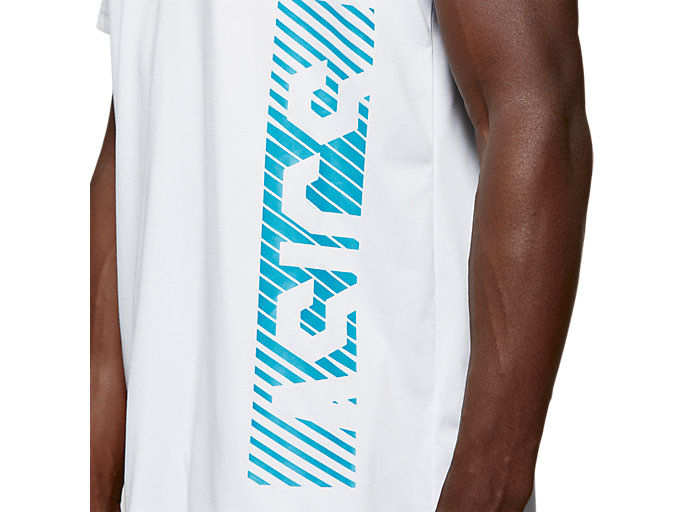 Alternative image view of SD GPX SS TOP, BRILLIANT WHITE / ISLAND BLUE