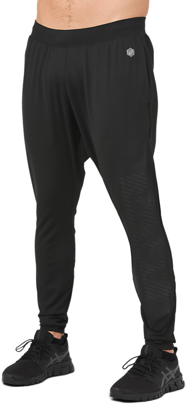 149b9851ad52 SD FITTED KNIT PANT PERFORMANCE BLACK 3 FT