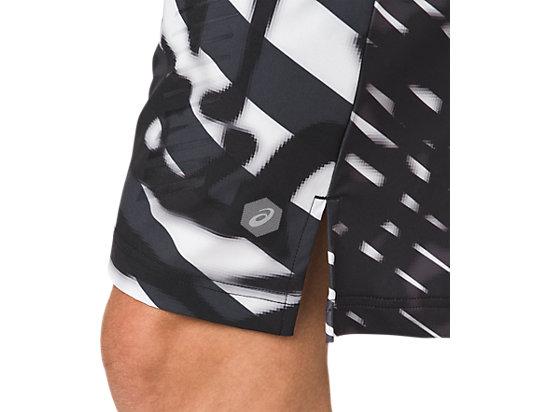 男平織9吋短褲 PERFORMANCE BLACK