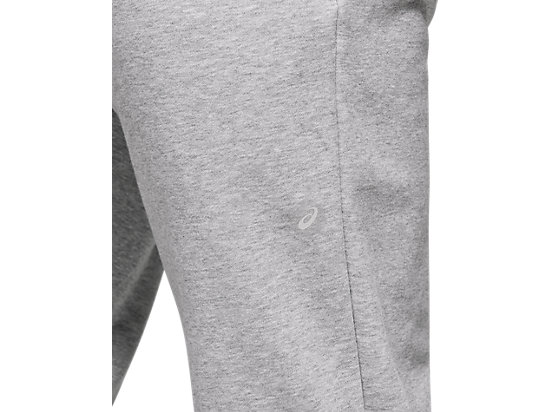ESSENTIAL FRENCH TERRY PANT STONE GREY HEATHER