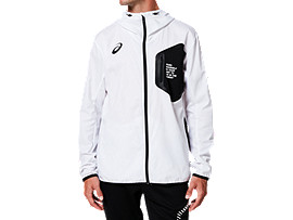 LIMO®ストレッチクロスHDジャケット, ブリリアントホワイト