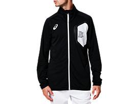 LIMO®ストレッチニットジャケット, パフォーマンスブラック
