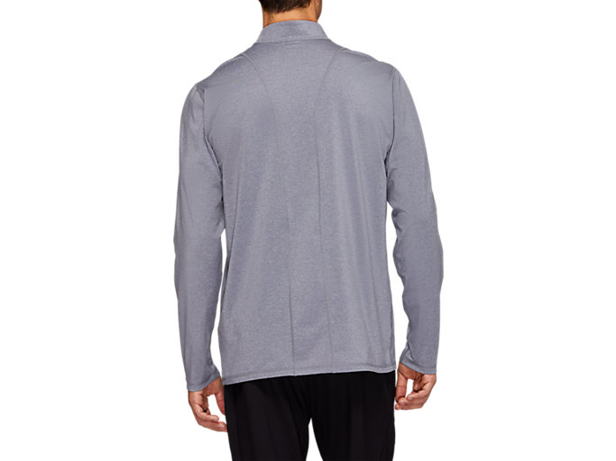 Back view of THERMOPOLIS 1/4 Zip