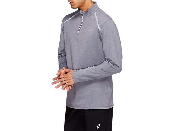 Side view of THERMOPOLIS 1/4 Zip