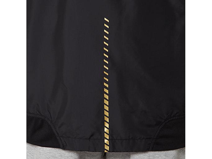 Alternative image view of LIMO®裏トリコットブレーカージャケット, パフォーマンスブラック×ブリリアントホワイト