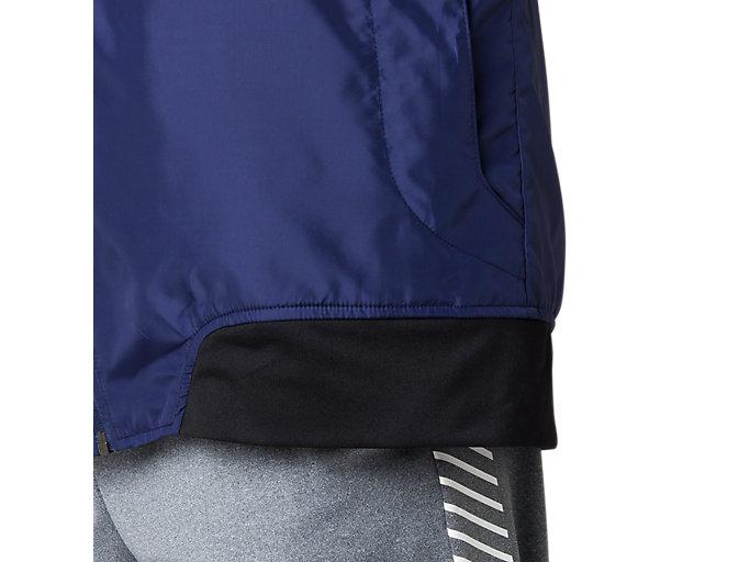 Alternative image view of LIMO®裏トリコットブレーカージャケット, ピーコート