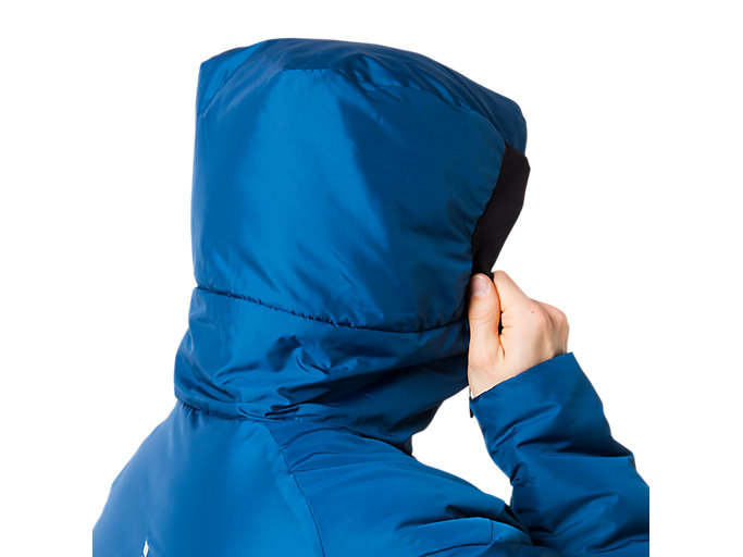 Alternative image view of GEL-HEATインシュレーションジャケット, マコブルー