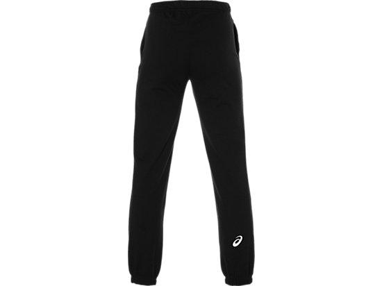 ASICS BIG LOGO SWEAT PANT PERFORMANCE BLACK/ BRILLIANT WHITE