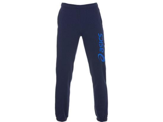 ASICS BIG LOGO SWEAT PANT PEACOAT/ASICS BLUE