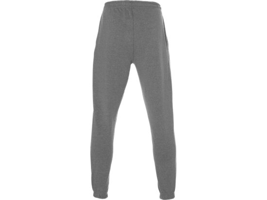ASICS SMALL LOGO SWEAT PANT MID GREY HEATHER