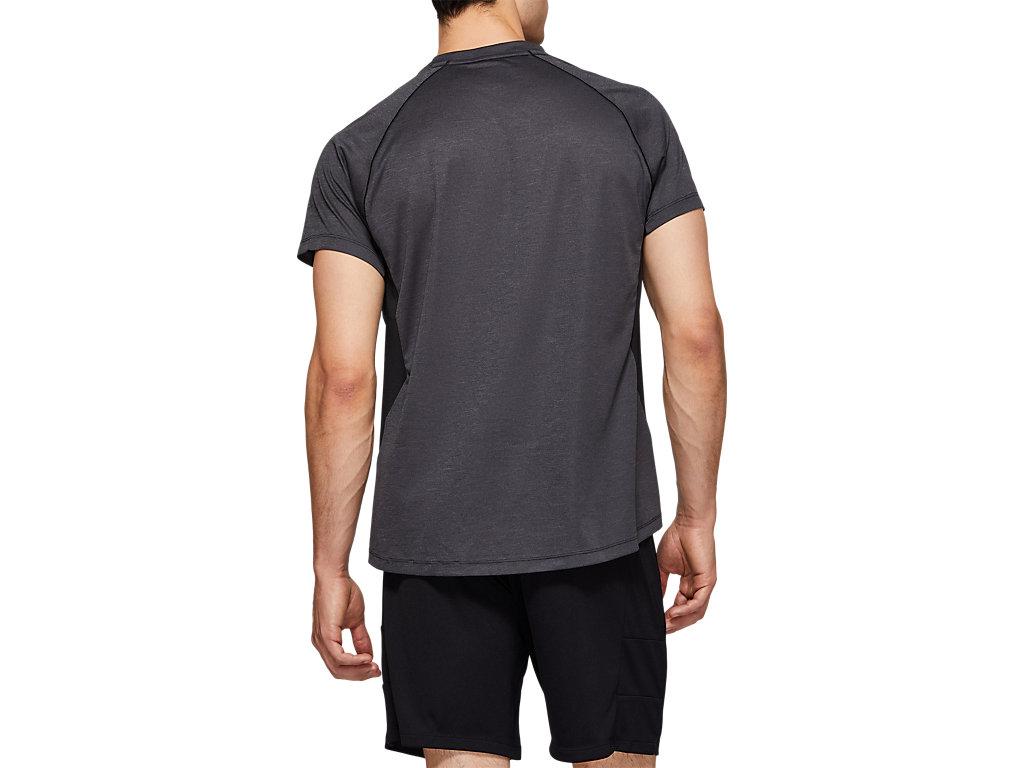 Asics Level 2 Short Sleeve Mens Running Top