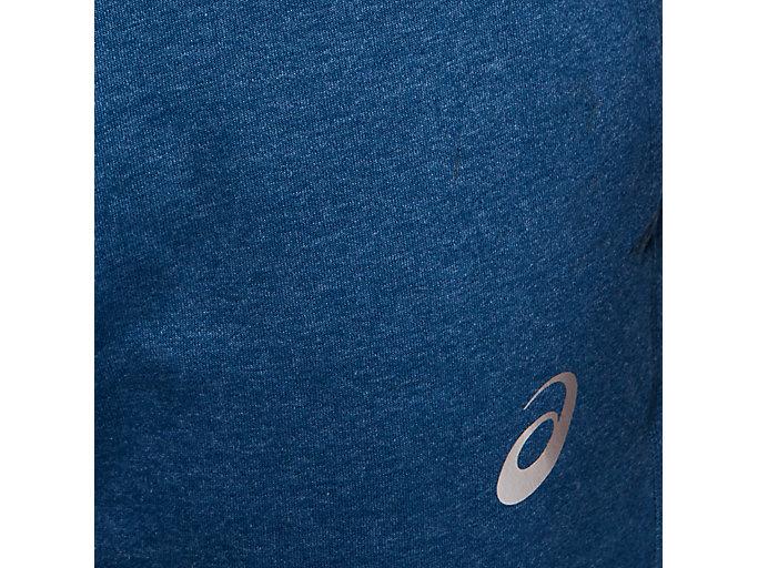 Alternative image view of SPORT KNIT PANT, MAKO BLUE HEATHER