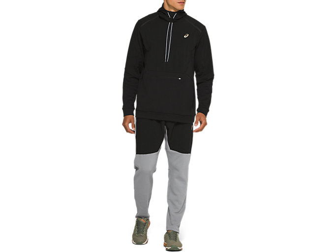 Front Top view of Tokyo Sportswear Anorak