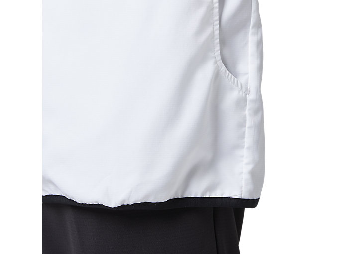 Alternative image view of LIMO®ストレッチクロスジャケット, ブリリアントホワイト