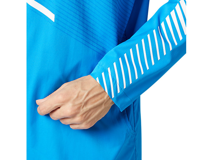 Alternative image view of LIMO®ストレッチクロスジャケット, ディレクトワールブルー
