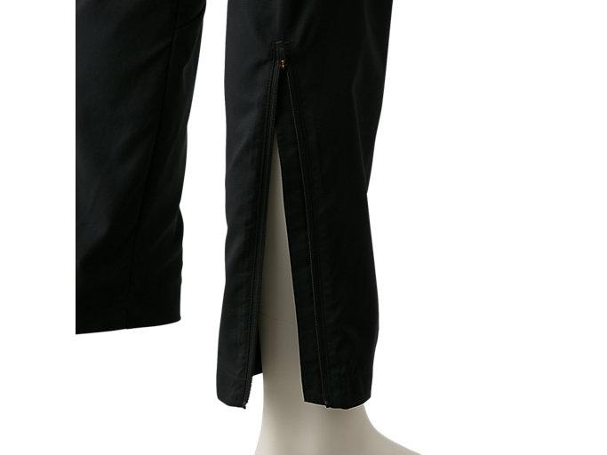 Alternative image view of LIMO®ストレッチクロスパンツ, パフォーマンスブラック×ゴールド