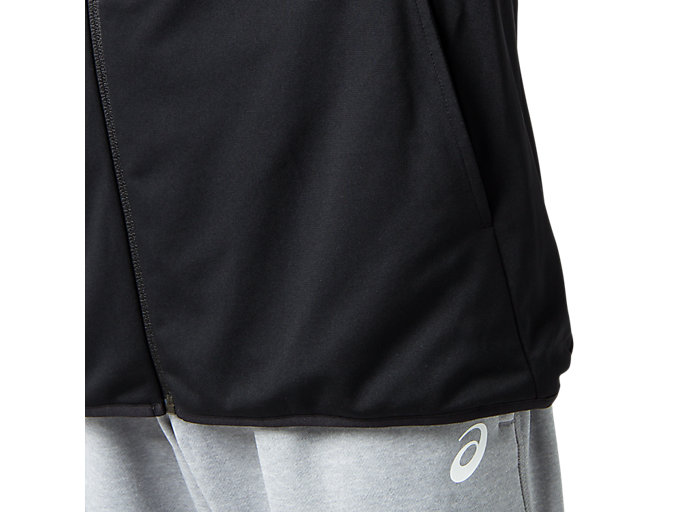 Alternative image view of LIMOストレッチニットジャケット, パフォーマンスブラック